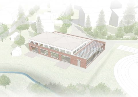 Školní dílny v Pilníkově