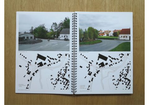 Architektonická koncepce města Luže