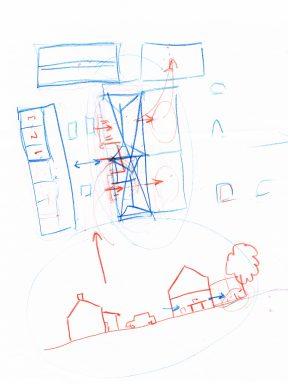 Dětský domov v Lazci u Příbrami