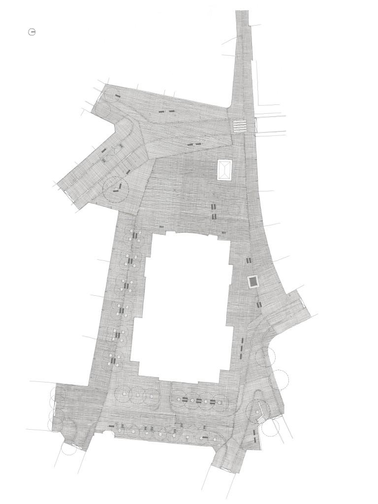 Revitalizace náměstí Karla IV. v Mělníku