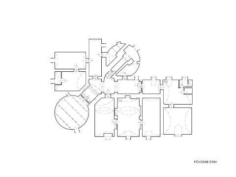 Rekonstrukce suterénu Žižkovské radnice