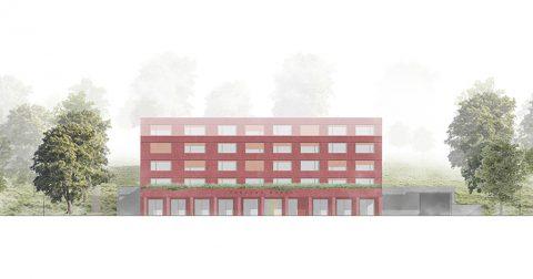 Sociálně zdravotní komplex Červený kopec