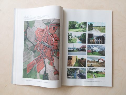 Územní plán města Hostomice