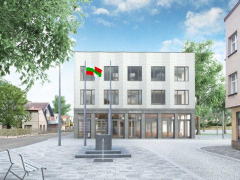 Stavba radnice v Lázních Bělohrad zahájena!