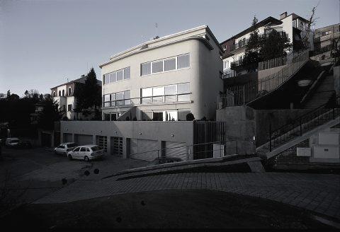 Viladům Braník